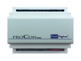 ProCon.DMX - 8-Kanal Relaiserweiterung