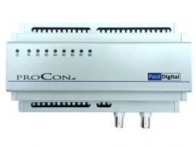 ProCon.IP - Webbasierte Poolsteuerung / Dosieranlage