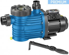SPECK BADU Eco Soft, regelbare Filter-Pumpe für Pools