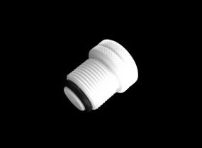PG13.5 PVC-Verschlussstopfen, gedreht