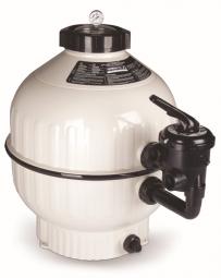 Astral Cantabric, 6-Wege Ventil, Filterkessel, Sandfilterbehälter